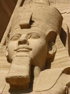 Temples of Ramses and Nefertari