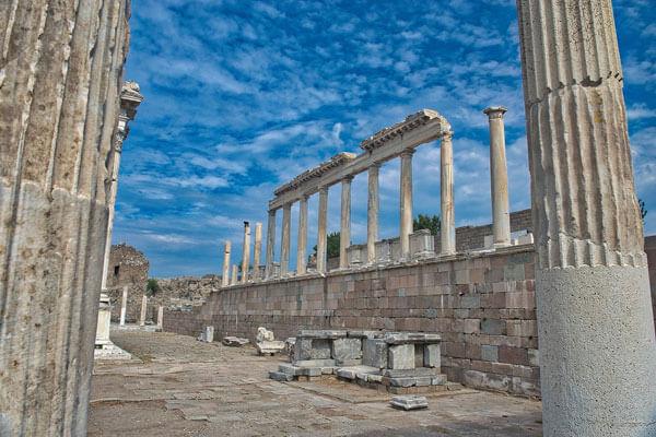 Pergamum Turkey