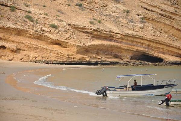 Gantab Beach
